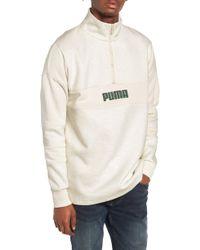 PUMA - X Big Sean Half Zip Jacket - Lyst