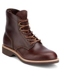 G.H.BASS - Reid Plain Toe Boot - Lyst