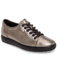 Ecco - 'soft 7' Cap Toe Sneaker - Lyst