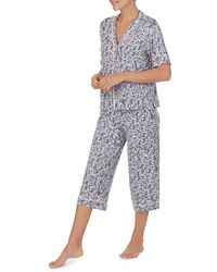 Room Service Capri Pyjamas - Grey