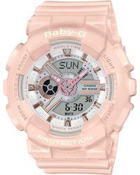 G-Shock Baby-g Ana-digi Watch - Multicolor