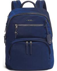Tumi Hatford Medium Backpack - Blue