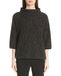 Max Mara - Luis Wool Blend Sweater - Lyst