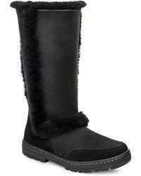 UGG UGG Sundance Ii Revival Tall Boot - Black