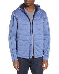 Cutter & Buck - Altitude Weathertec Hooded Jacket - Lyst