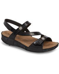 Romika Romika Fidschi 54 Sandal - Black