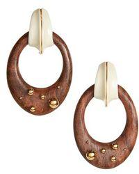 Gas Bijoux - Boa Drop Earrings - Lyst