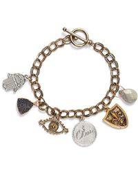 Elise M - Lolita Charm Bracelet - Lyst