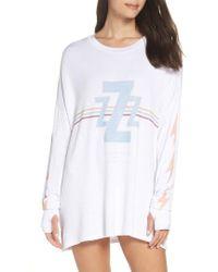 The Laundry Room - Team Zzz Sleep Shirt - Lyst