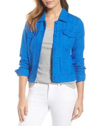 Tommy Bahama - Two Palms Linen Raw-edge Jacket - Lyst