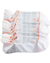 Stance - 3-pack Tab Training Socks, White - Lyst