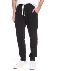 UGG - Ugg French Terry Jogger Pants - Lyst