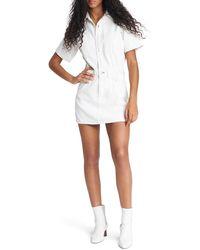 Rag & Bone All In One Shirt Dress - White