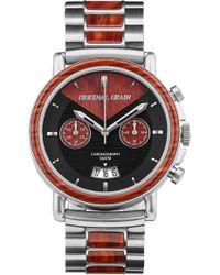 Original Grain - Alterra Bracelet Watch - Lyst
