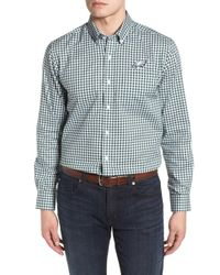 Cutter & Buck - League Philadelphia Eagles Regular Fit Shirt - Lyst