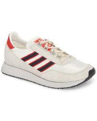 pretty nice 413a8 99fed adidas - Glenbuck Spzl Sneaker - Lyst