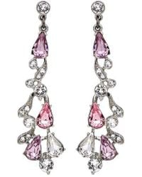 Ben-Amun - Multicolor Round Pear Drop Earrings - Lyst
