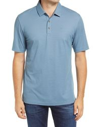 Travis Mathew - One For The Road Polo - Lyst