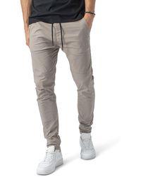 Zanerobe Tie Waist Pants - Gray