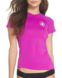 Body Glove - 'smoothies In Motion' Short Sleeve Rashguard - Lyst