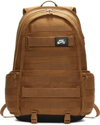 6c41fe9588e5 Lyst - Nike Brasilla 7 Backpack in Yellow for Men