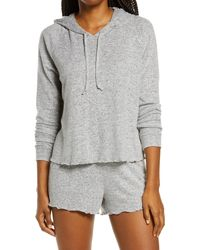 BP. All Tucked In Short Pajamas - Gray