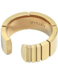 Vitaly - Sector Ring - Lyst