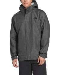 The North Face Venture 2 Jacket Tall - Gray