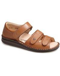 Finn Comfort - 'baltrum 1518' Leather Sandal - Lyst