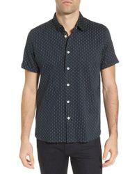 Ted Baker - Franko Print Sport Shirt - Lyst