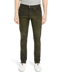 Wrangler - Larston Slim Fit Jeans - Lyst