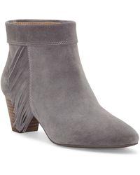 Lucky Brand Zakina Bootie - Grey
