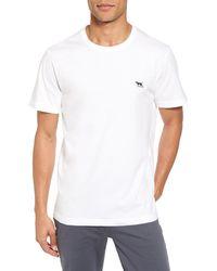 Rodd & Gunn The Gunn T-shirt - White