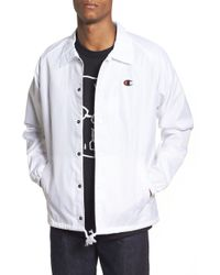 Champion Jacket (limited Edition) (nordstrom Exclusive) - White
