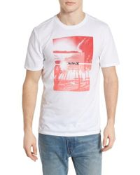 Hurley - Cause & Effect Dri-fit T-shirt - Lyst