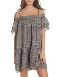 Muche Et Muchette - Esmerelda Cover-up Dress - Lyst