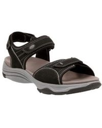 Clarks - Clarks Wave Grip Sandal - Lyst