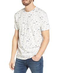 Ben Sherman - Musical Notes Crewneck T-shirt - Lyst