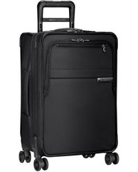 Briggs & Riley - 'baseline' Domestic Expandable Rolling Carry-on - Lyst