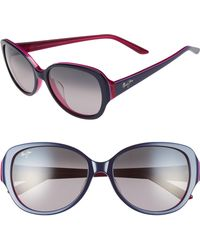 Maui Jim - Swept Away 56mm Polarizedplus2 Sunglasses - Lyst