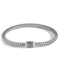 John Hardy Classic Chain 5mm Bracelet - Metallic
