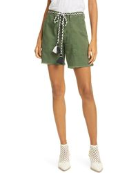 The Great The Army Shorts - Green