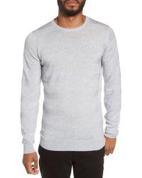 John Smedley - Standard Fit Merino Wool Sweater - Lyst