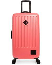 Herschel Supply Co. Medium Trade 29-inch Rolling Suitcase - Multicolor