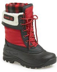 Kamik - 'sugarloaf' Waterproof Boot - Lyst