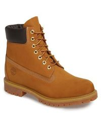 Timberland - 'six Inch Classic Boots Series - Premium' Boot - Lyst