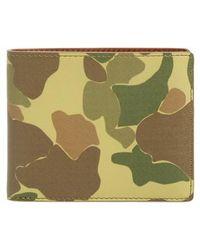 Rag & Bone - Hampshire Leather Bifold Wallet - Lyst