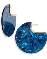 Kendra Scott Kai Earrings - Blue