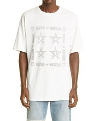 Ksubi Star Gaze Men's Graphic Tee - White