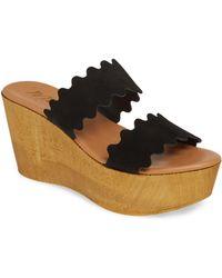 Matisse Charlie Slide Sandal - Black